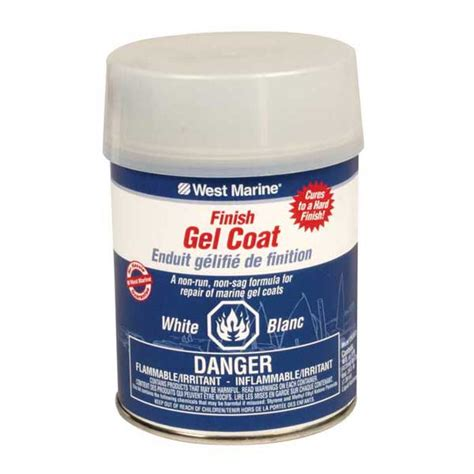 west marine laminating gelcoat quart west marine - Boat Gel Coat