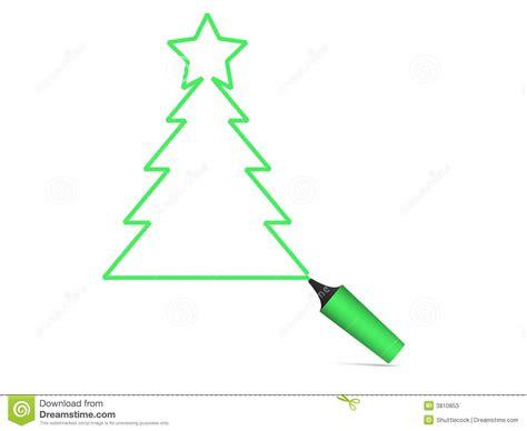 vector del arbol de navidad fotografia de archivo libre de regalias vector fresco de la pluma del 225 rbol de navidad fotos de