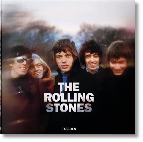 Rolling The Photographs Paperback the rolling stones taschen books