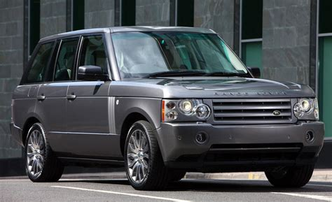 land rover 2008 2008 land rover range rover prices specs reviews autos post