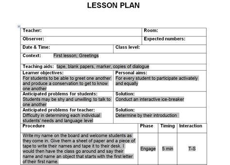 unit plan template elementary modal title