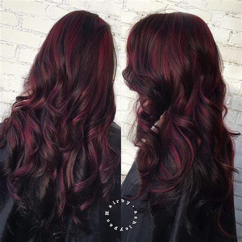 purple burgundy hair color 45 shades of burgundy hair dark burgundy maroon