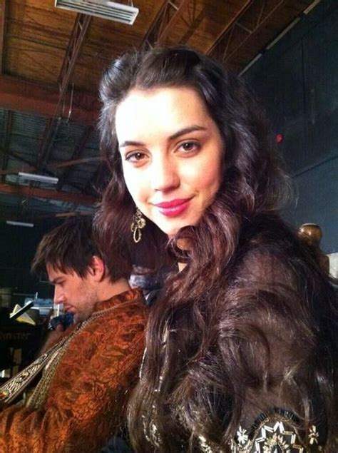 adelaide kane and torrance coombs reign adelaide kane and torrance coombs adore pinterest