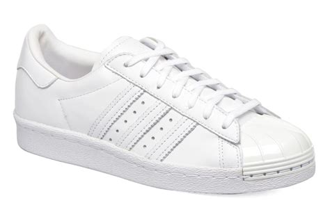 Adidas Superstar 70 save up to 70 womens adidas superstar 80s metal toe w trainers white best choice