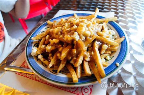 canadian food runaway daily usa day 26 the day i ate canadian food