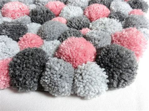 how to make a yarn pom pom rug best 25 pom pom rug ideas on pom pon pom pom diy and rug runners for hallways