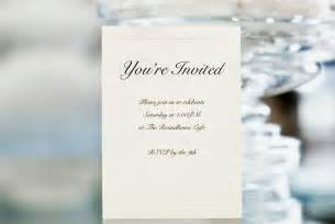 Traditionally wedding invitations should be sent 3 months prior to