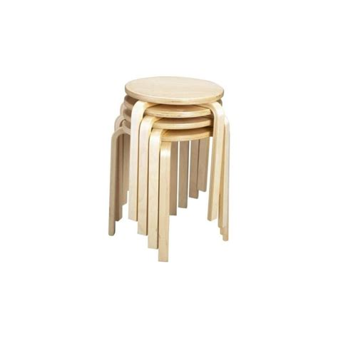 Stackable Stool by Stool Frosta Birch Tree Stackable In Three Colours Ebay