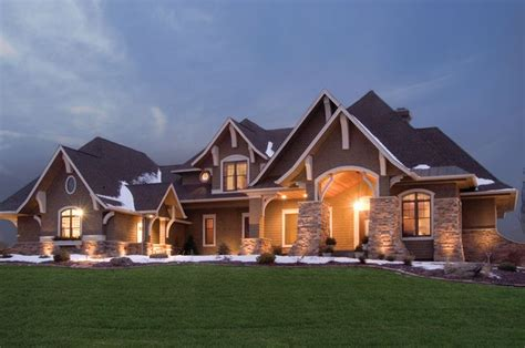 luxury craftsman house plans 458 best dream house plans images on pinterest