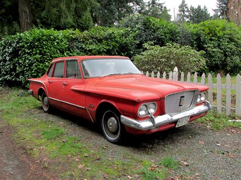 1960 plymouth valiant seattle s classics 1960 plymouth valiant v 200 sedan