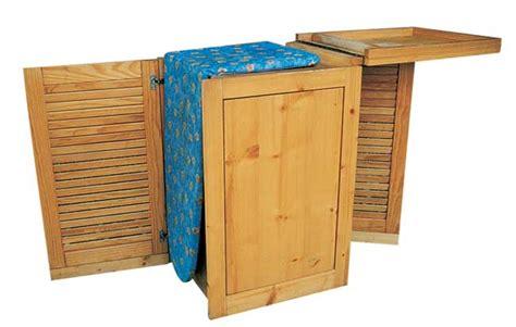 mobile da stiro mobile da stiro fai da te come realizzarlo in legno d abete