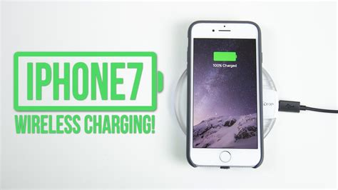 Iphone 7 Plus Not Charging by Wireless Charging On Iphone 7 7 Plus