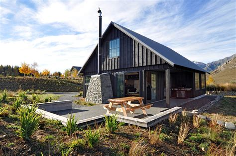 design home decor nz river stone hut castle hill high country homes