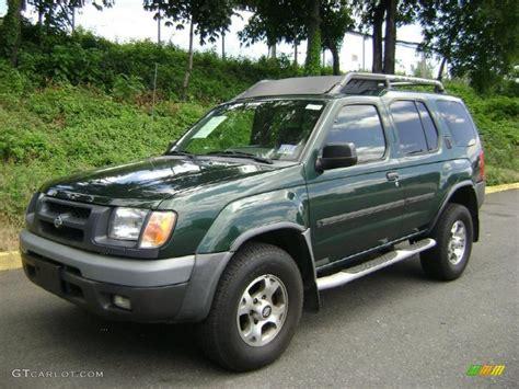 nissan green 2001 alpine green metallic nissan xterra se v6 31585239