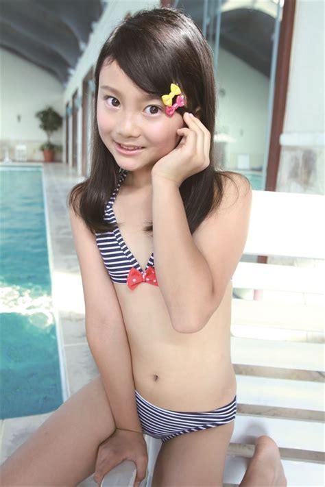 asia preteen model in thongs ジュニアアイドル応援ブログ young pinterest swimwear asian and