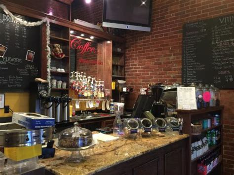 boiler room coffee photo0 jpg picture of boiler room coffee sherman tripadvisor