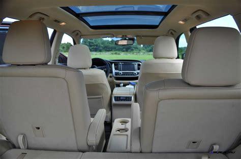 2015 Toyota Highlander Interior 2015 Toyota Highlander Awd Limited Interior Photos 15