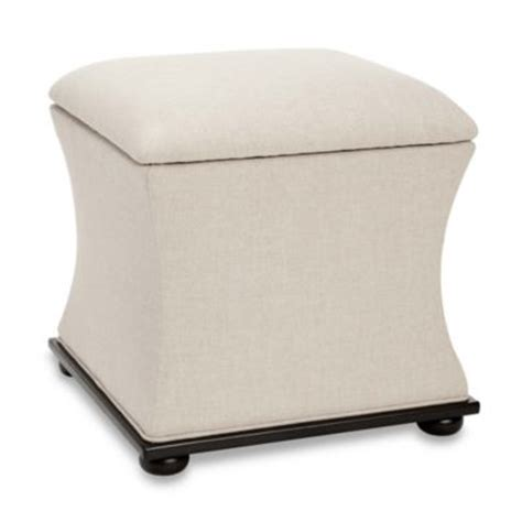 bathroom ottoman storage buy storage ottoman furniture from bed bath beyond