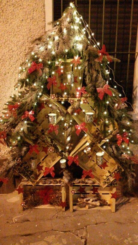 cassette natalizie pi 249 di 25 fantastiche idee su albero natale frutta su