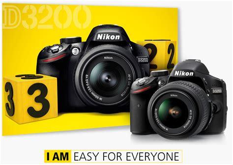Nikon D3200 Di Samodra Tulungagung nikon d3200 24 milioni di pixel elevata tecnologia e