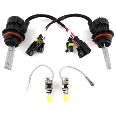diode led fog lights diode dynamics mustang hid headlight led fog light upgrade kit 87 93 gt
