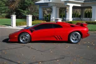 1998 Lamborghini Diablo 1998 Lamborghini Diablo Sv 195913