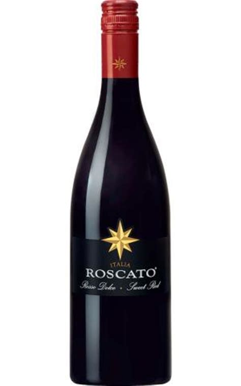 Roscato Wine Olive Garden by Roscato Rosso Dolce Nv 750 Ml