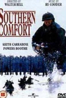 comfort en espanol southern comfort 1981 pel 237 cula completa en espa 241 ol latino