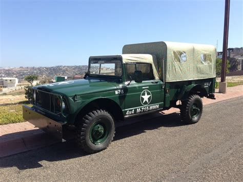 jeep kaiser 1967 kaiser jeep m715 for sale