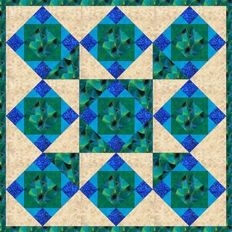 Crown Quilt Pattern by The World S Catalog Of Ideas