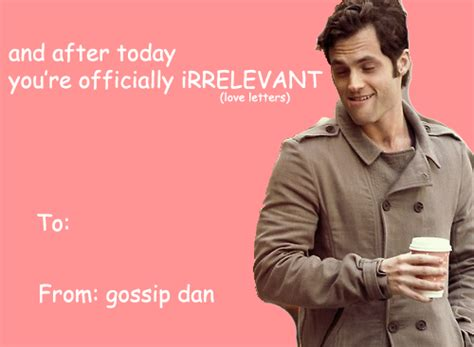 Gossip Day Lets See Photos Of A With 10 Of Hair by Gossip Valentines Cards 28 Images 20 Best Friend S Day
