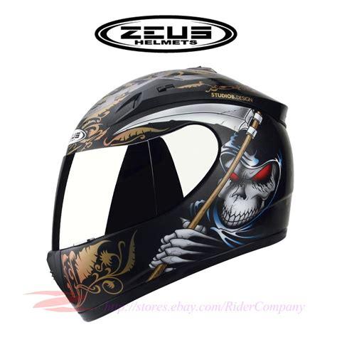 Visor Kaca Helm Zeus Retro Zs 385c zeus zs 2000a motorcycle helmet limited dot