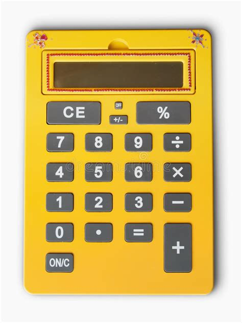 calculator x8 download yellow calculator stock photo image of button symbol