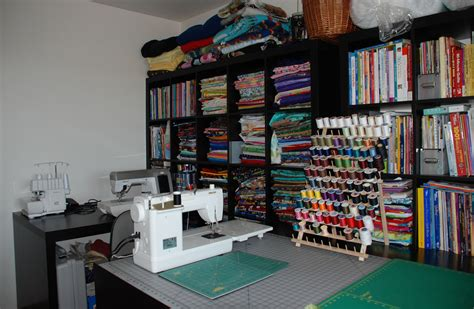 new sewing quilting room awaits me