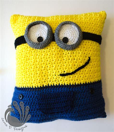 Minion Plush Pillow by Minion Pillow On Storenvy