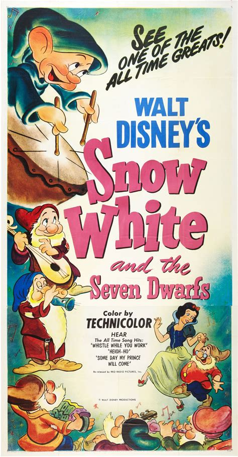 Snow White And The Seven Drawers by The Geeky Nerfherder Poster Snow White And The