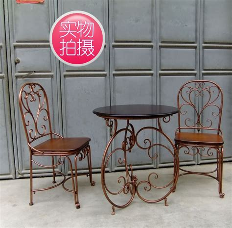 cheap outdoor table and chairs cheap continental iron small coffee table and chairs cafe