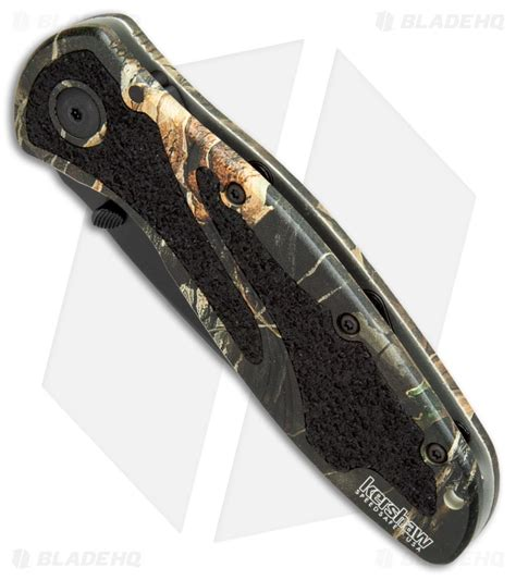 kershaw 1670camo kershaw blur assisted opening knife camo