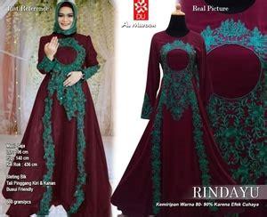 Maxi Selika setelan baju dress muslim cantik quot maxi kenyo
