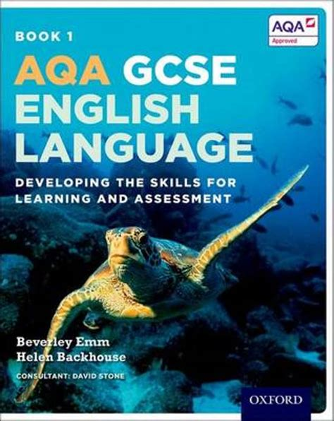 aqa gcse english language 0198359195 bol com aqa gcse english language student book 1 helen backhouse beverley emm