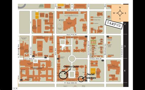 uchicago housing uchicago cus map pictures to pin on pinterest pinsdaddy