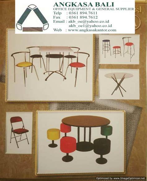 Kursi Lipat Bundar angkasa bali furniture distributor kursi meja kantor bali