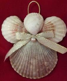 seashell decorations best 25 seashell ornaments ideas on