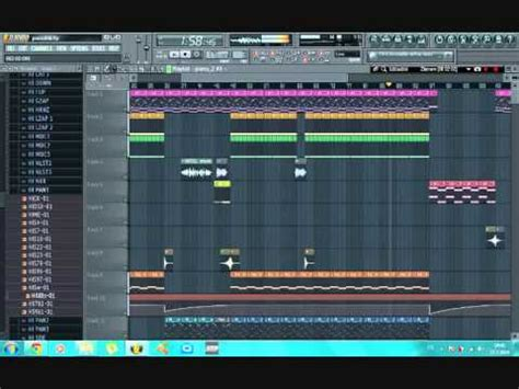 tutorial fruity loops drum and bass fruity loops drum and bass 2 youtube