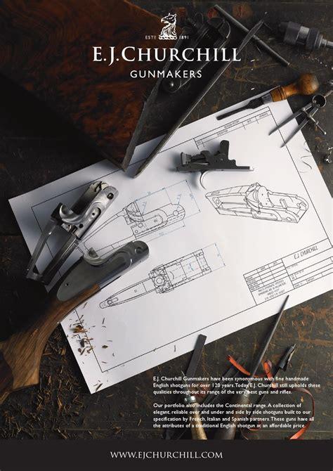 Garden And Gun Publisher E J Churchill Gunmakers Brochure By E J Churchill Issuu
