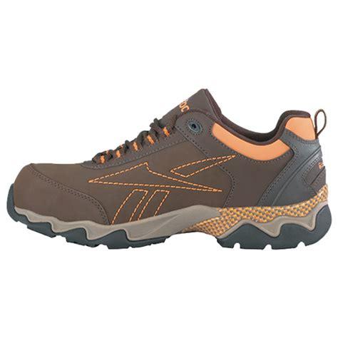 Reebok Beamer Safety Shoes reebok beamer composite toe eh work shoe rb1063
