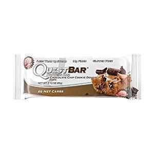 amazon quest bars amazon com quest nutrition protein bar chocolate chip