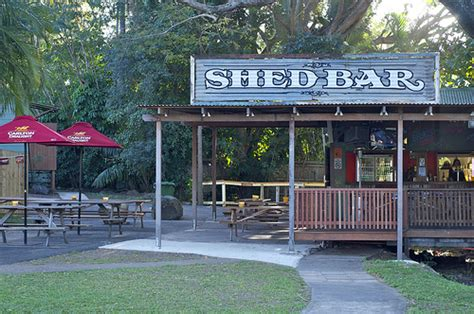 The Shed Bar by The Shed Bar At Nomads Airlie Flickr Photo