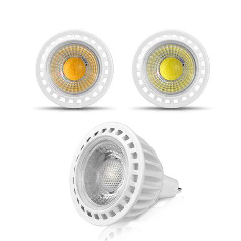 pcs  led spotlight led light dimmable ac dc  led