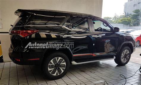 Karpet Mobil Trd Sportivo Toyota New Fortuner giias 2017 toyota fortuner trd sportivo fortuner termahal